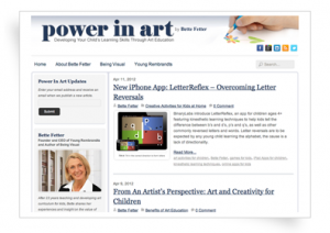 Power in Art Blog